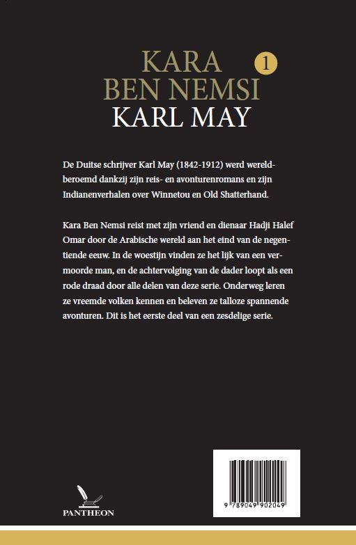 Karl May,Kara Ben Nemsi