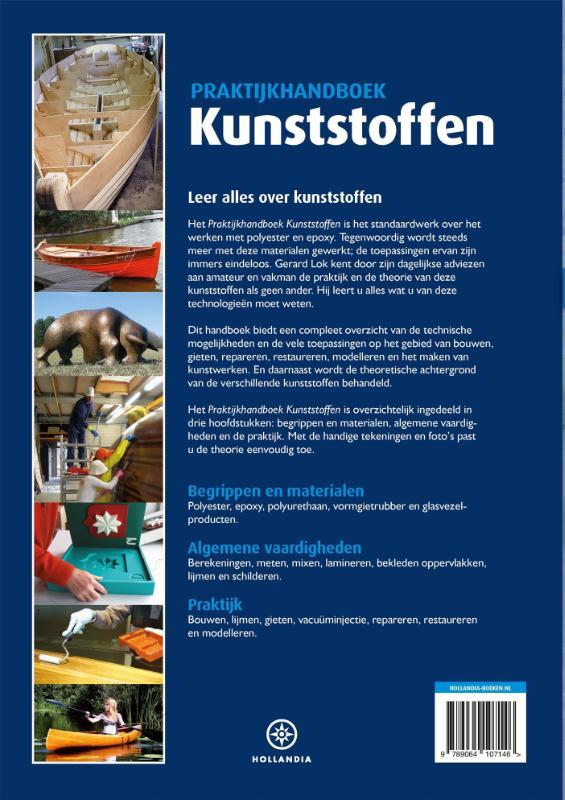 Gerard Lok,Praktijkhandboek Kunststoffen