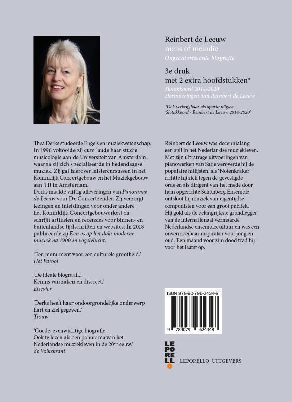 Thea Derks,Reinbert de Leeuw