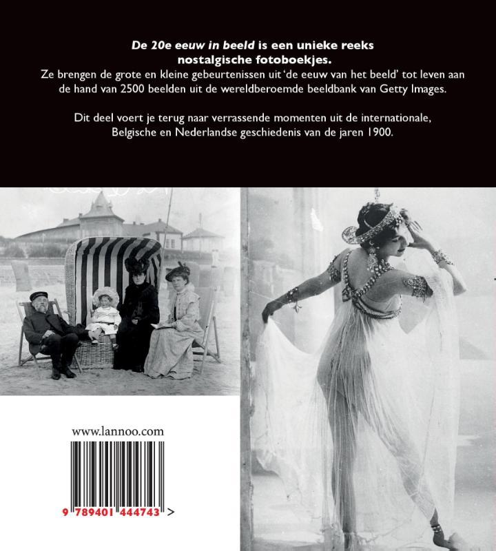 ,De jaren 1900