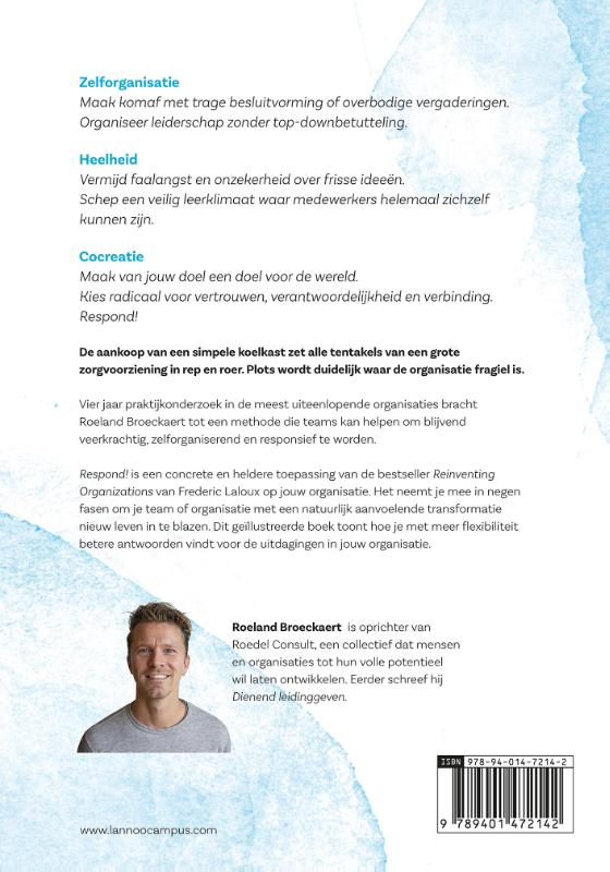 Roeland Broeckaert,Respond!