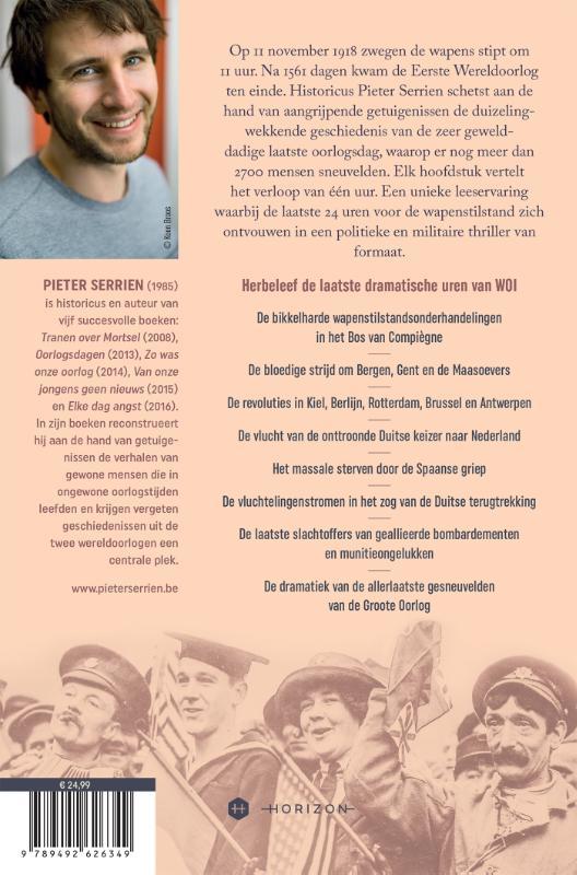 Pieter  Serrien,Het elfde uur