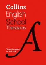 Collins Dictionaries Collins School Thesaurus