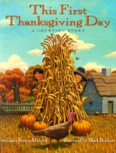 Melmed, Laura Krauss This First Thanksgiving Day