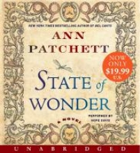 Patchett, Ann State of Wonder Low Price CD