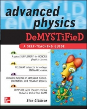 Stan Gibilisco Advanced Physics Demystified