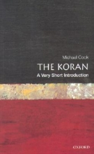 Michael Cook The Koran: A Very Short Introduction