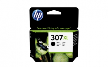 , Inktcartridge HP 3YM64AE 307XL zwart