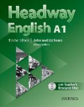 Soars, John,   Soars, Liz,Headway English: A1 Teacher`s Book Pack (DE/AT), with CD-ROM