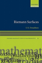 Simon K. Donaldson Riemann Surfaces
