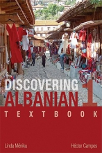 Meniku, Linda Discovering Albanian I Textbook