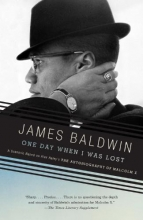 Baldwin, James One Day When I Was Lost