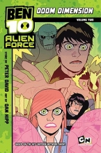 David, Peter Ben 10 Alien Force 2