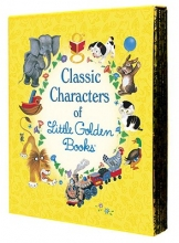 Golden Books Publishing Company Classic Characters of Little Golden Books