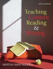 Martha Rapp Ruddell Teaching Content Reading and Writing