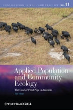 Jim Hone Applied Population and Community Ecology