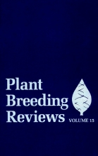 Janick Plant Breeding Reviews