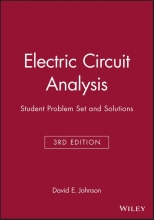 Johnson, David E. Electric Circuit Analysis, 3e Student Problem Set and Solutions