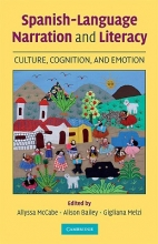 McCabe, Allyssa Spanish-Language Narration and Literacy