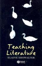 Showalter, Elaine Teaching Literature