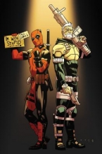 Nicieza, Fabian Deadpool & Cable