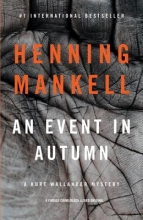 Mankell, Henning An Event in Autumn