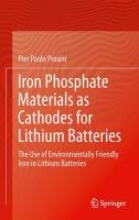 Prosini, Pier Paolo Iron Phosphate Materials as Cathodes for Lithium Batteries