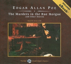 Poe, Edgar Allan The Murders in the Rue Morgue and Other Stories