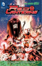 Milligan, Peter,   Johns, Geoff Red Lanterns 3