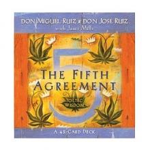 Don Miguel, Jr. Ruiz,   Don Jose Ruiz The Fifth Agreement Cards