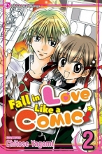 Yagami, Chitose Fall in Love Like a Comic, Volume 2