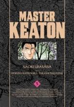 Urasawa, Naoki,   Katsushika, Hokusei,   Nagasaki, Takashi Master Keaton 5