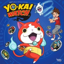 Yo-Kai Watch 2017 Calendar