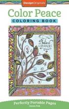 Fink, Joanne Color Peace Coloring Book