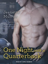 Murray, Jeanette One Night With a Quarterback