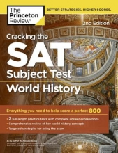 The Princeton Review Cracking the SAT Subject Test in World History