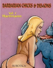 Hartmann Barbarian Chicks & Demons 5