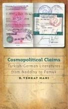Mani, B. Venkat Cosmopolitical Claims
