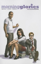Spencer, Nick Morning Glories, Volume 5