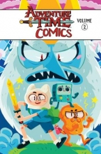 Fridolfs, Derek Adventure Time Comics 2