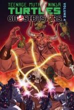 Burnham, Erik Teenage Mutant Ninja Turtles/Ghostbusters