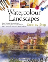 Kersey, Geoff Watercolour Landscapes Step-by-Step