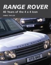 James Taylor Range Rover