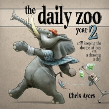 Ayers, Chris The Daily Zoo Year 2