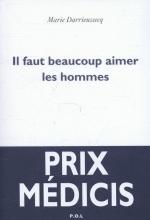 Marie  Darrieussecq Il Faut Beaucoup Aimer Les Hommes