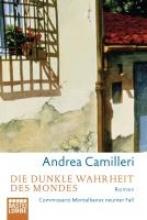 Camilleri, Andrea,   Kahn, Moshe Die dunkle Wahrheit des Mondes