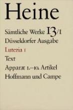 Heine, Heinrich Lutezia I