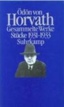 Horváth, Ödön von Stcke 1931 - 1933