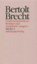 Brecht, Bertolt Werke. Große kommentierte Berliner und Frankfurter Ausgabe