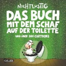 Sauer, Joscha Das Buch mit dem Schaf auf der Toilette und über 200 Cartoons